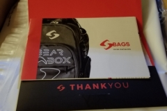 Gearbox Racquetball Sponsorship Kit #3