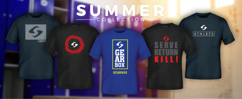 Gearbox Summer Shirts